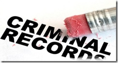 Erasing Criminal Records