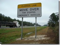St. Petersburg lawyers provide tips on how to avoid getting a ticket for Florida's Move Over law.