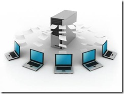 Computer Database Image