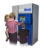 Instymeds Vending Machine