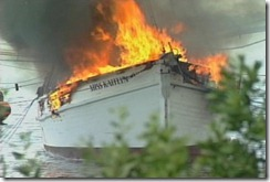 Setting_Boat_on_Fire