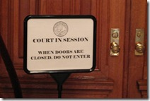 Court-in-session