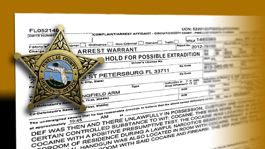 How to Avoid Extradition on a Pinellas Felony Warrant? - Law