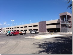 Pinellas Justice Center Garage
