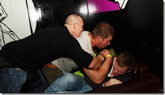 Bouncer Altercation