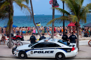 Pinellas County Arrests Expected to Increase During the Spring Break Season in St. Petersburg and Clearwater Florida